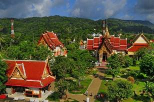 Temples phuket