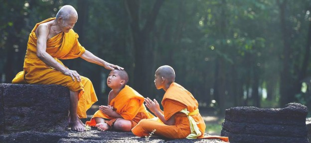 thai cultuur boeddhisme
