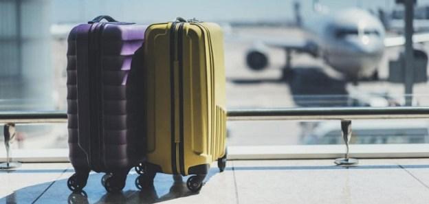 Vakantie koffers pakken