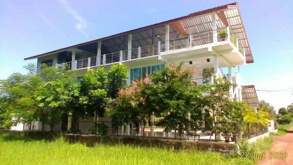 Japanse villa met hotel