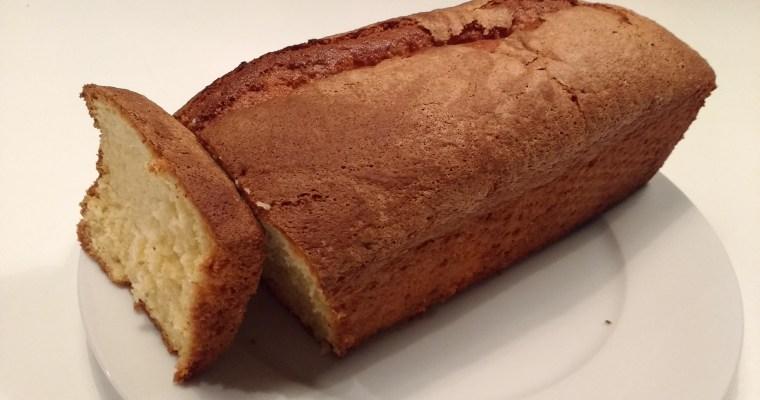 Vanille-cake