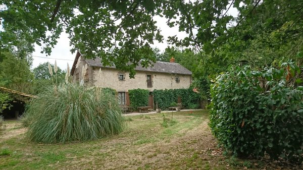 House for Sale in Saint-Clementin, Poitou-Charentes, France
