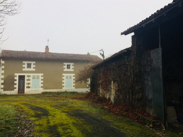 House for Sale in Romagne, Poitou-Charentes, France