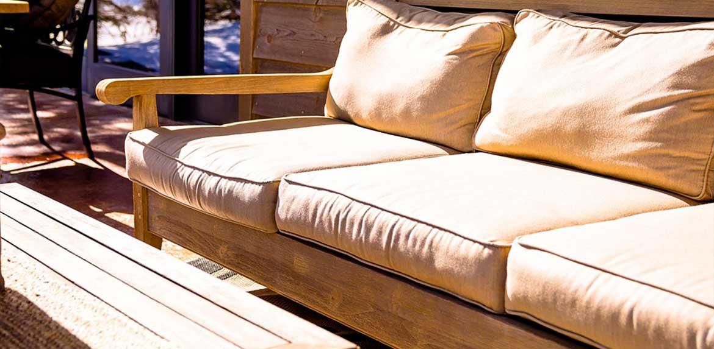 le mobilier de jardin en bois oviala