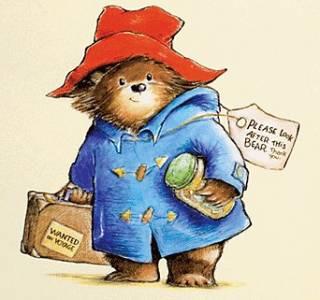 paddington bear poem # 79