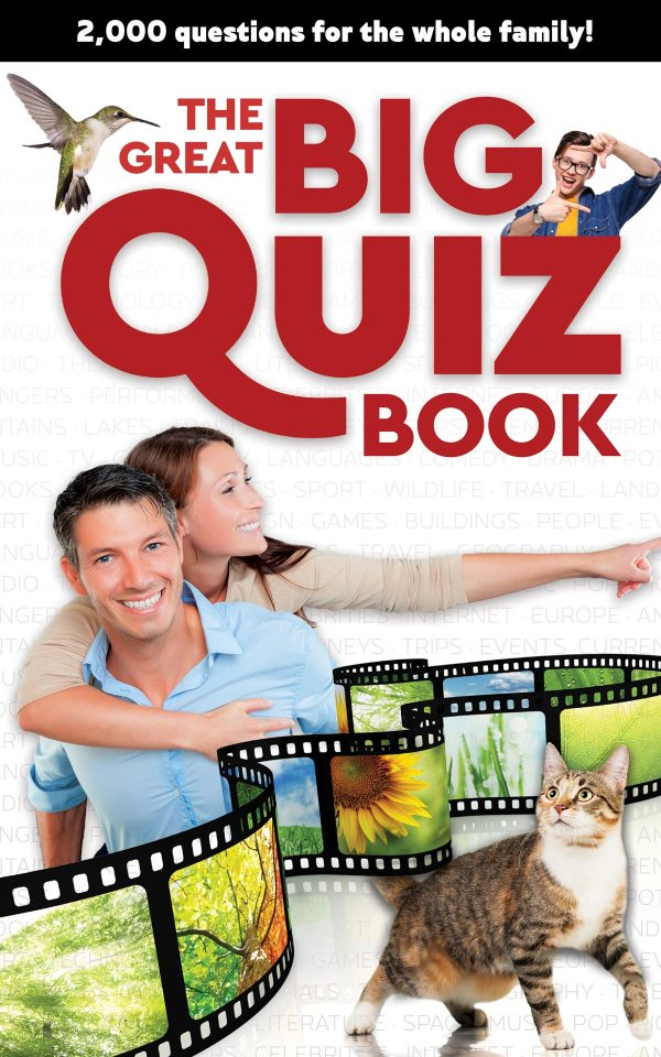 Great Big Quiz Book