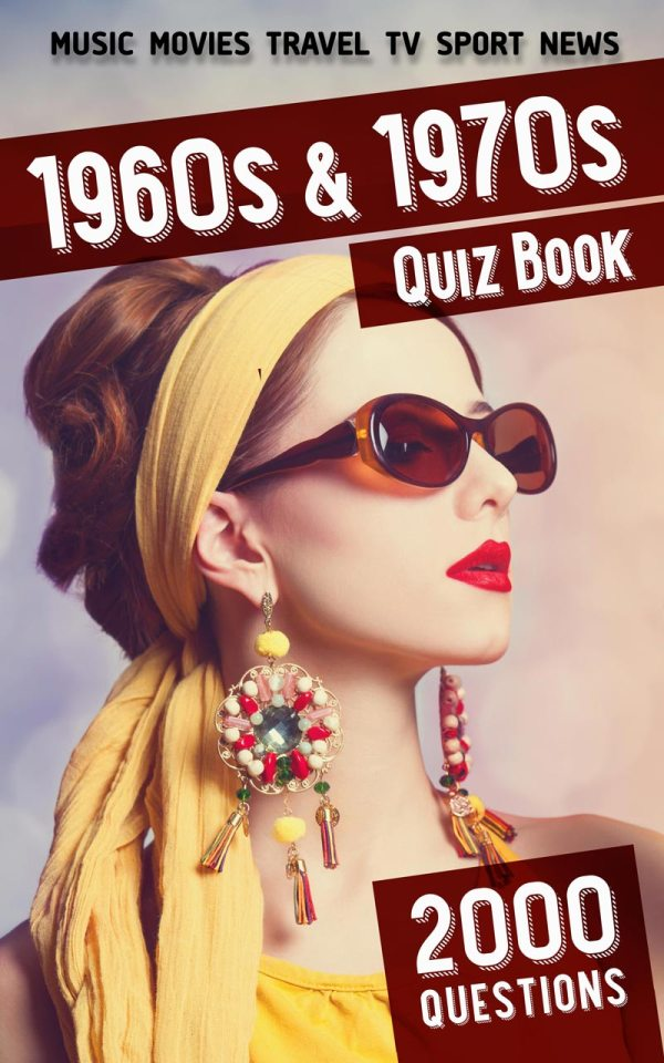1960s and 1970s Quiz Book