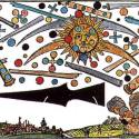 A batalha de OVNIs de Nuremberg, Alemanha - 1561 38