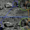 Possíveis movimentos são detectados sobre o solo de Marte 2
