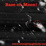 Seria esta estrutura um prédio na superfície lunar? 1