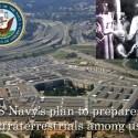 Marinha dos EUA planejou nos preparar para o contato com ET 19