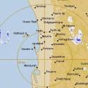 Misteriosa formação em 'S' aparece em radar da costa oeste da Austrália 41