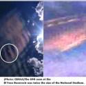 Chile: Autenticidade de foto de OVNI / UFO com o tamanho de dois estádios de futebol é confirmada pela CEFAA 34
