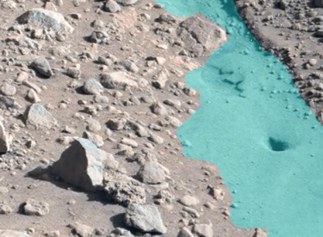 Poças de água salgada em Marte podem ser comuns, diz novo estudo