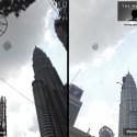 Duas testemunhas fotografam OVNI sobre as Torres Petronas, na Malásia 5