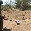 Suposto meteorito explode e deixa cratera de 12 metros em Manágua 34