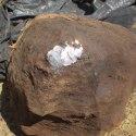 Meteorito com quase 2 toneladas é descoberto em Goiás, Brasil 32