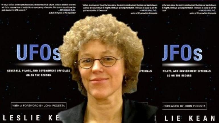 A nova realidade dos OVNIs: Uma entrevista com a jornalista Leslie Kean