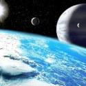Exoluas poderiam ser mais prováveis de abrigar a vida do que planetas como a Terra, alega cientista 1
