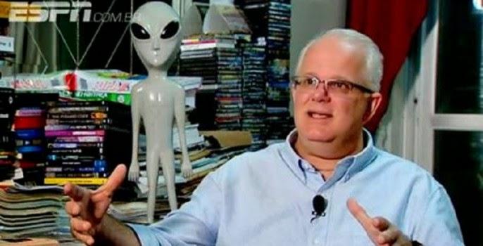 Editor da Revista UFO analisa as recentes revelações da Marinha dos Estados Unidos