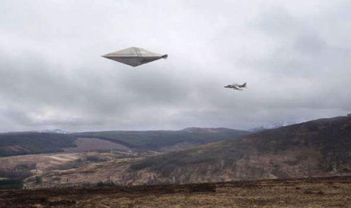 Militares britânicos têm vídeos de OVNIs como os revelados pelo Pentágono