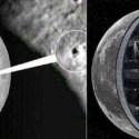 Sete irregularidades, as quais sugerem que nossa Lua é artificial 1