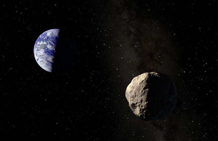 """Asteroide """"Deus do Caos"""" vai passar """"próximo"""" da Terra no sábado"""