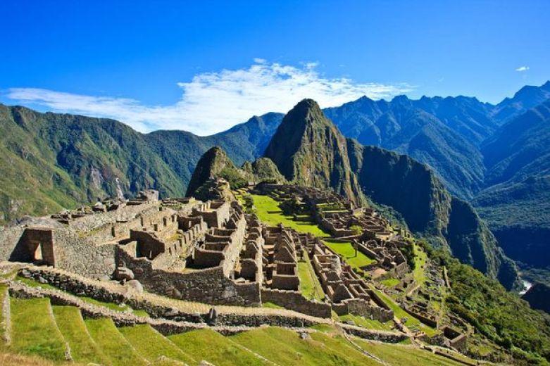 Machu Picchu é mais velha do que antes se acreditava