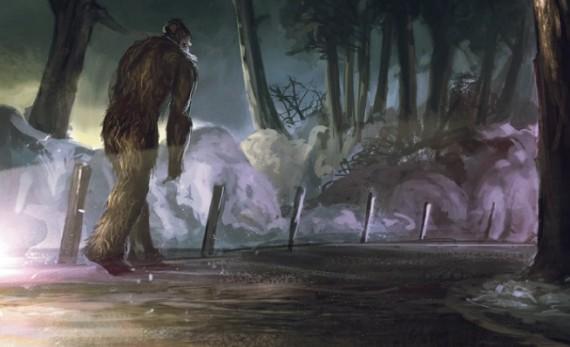 Uivo do Bigfoot é supostamente gravado em uma floresta canadense