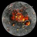 Mercúrio, o planeta mais próximo do Sol, possui água e material orgânico 7