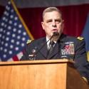 General do Exército dos EUA alerta quanto a existência de 'exércitos de híbridos' e 'homenzinhos verdes' 9