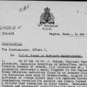 Canadá: Vaza documento ultra-secreto sobre OVNI na Província de Saskatchewan 2