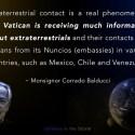 Teólogo do Vaticano diz que os ETs são reais, e mais espirituais e intelectuais do que os humanos 6