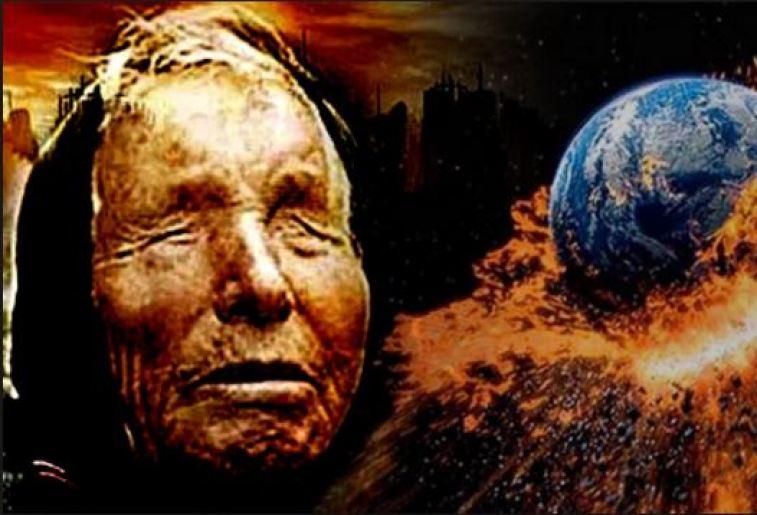 A profecia de Vanga sobre 22/12 coincidirá com poderosa explosão solar