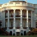 luz vermelha na Casa Branca
