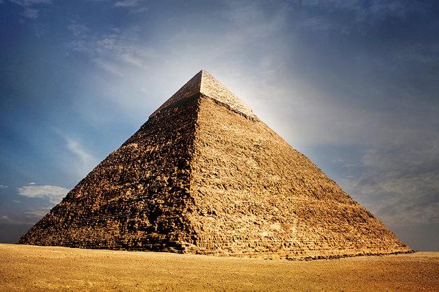 Chaminés da Grande Pirâmide de Gizé podem explicar o propósito da antiga estrutura