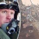 Aeronave ultra secreta se acidenta perto da Área 51 - piloto morre 21