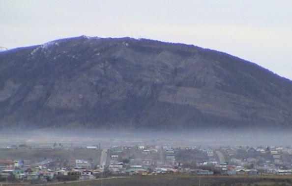 OVNI em Puerto Natales