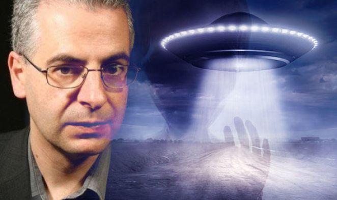 Nick Pope explica a razão de se manter contato secreto com alienígenas