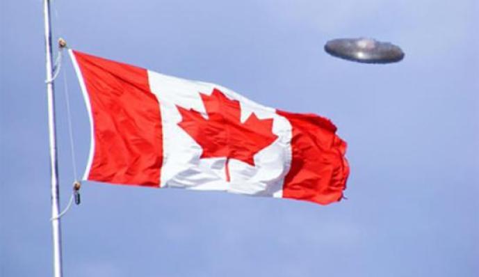 Empresa canadense está ocultando 25 anos de dados sobre avistamentos de OVNIs