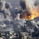 Teriam as forças russas derrotado alienígenas na Síria