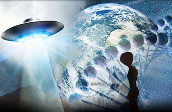 Teriam os humanos herdado o DNA extraterrestre?