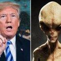 Trump quer que NASA procure por alienígenas - financiamento precisa ser aprovado no Congresso 22