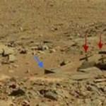 Restos de uma civilização antiga são descobertos em Marte pelo Planet Surveyor da NASA 1