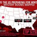 Estariam os EUA se preparando para a Terceira Guerra Mundial? Possíveis túneis secretos são mapeados 2