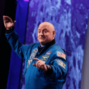 Astronauta Scott Kelly viu coisas inexplicáveis no espaço 25