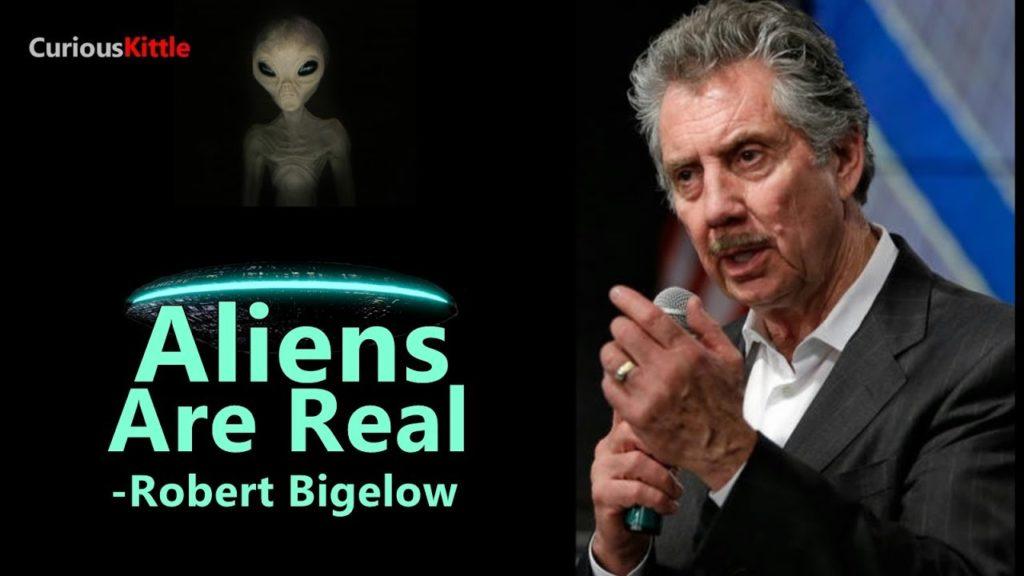 Existe vida extraterrestre na Terra NSA (EUA) nega pedido de informações sobre empresa de Bigelow