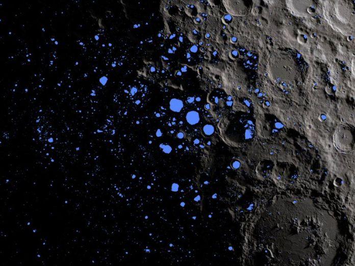 Pode haver mais água na Lua do que pensávamos. É hora de voltarmos