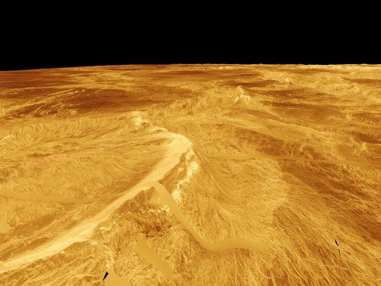 Vênus pode ter sido habitável, mostra novo estudo