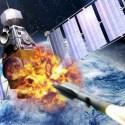 Caças russos são vistos testando armamentos espaciais não identificados 50